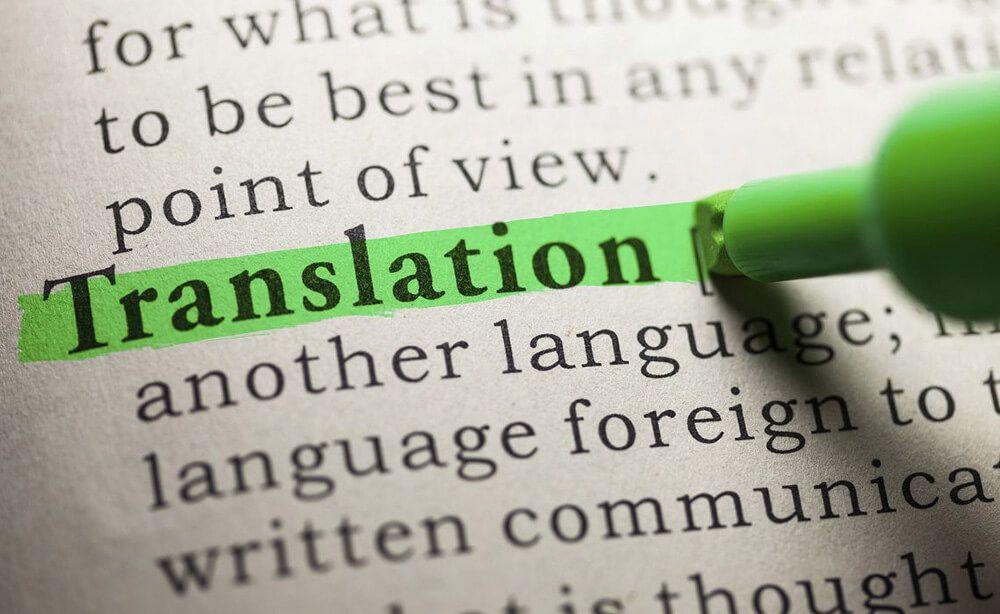 Bí kíp dịch thuật nhanh
