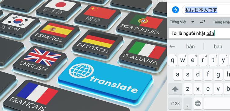 Dịch thuật tại nhà cho sinh viên