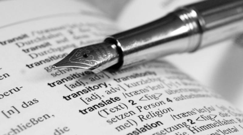 Dịch thuật giáy tờ tài liệu