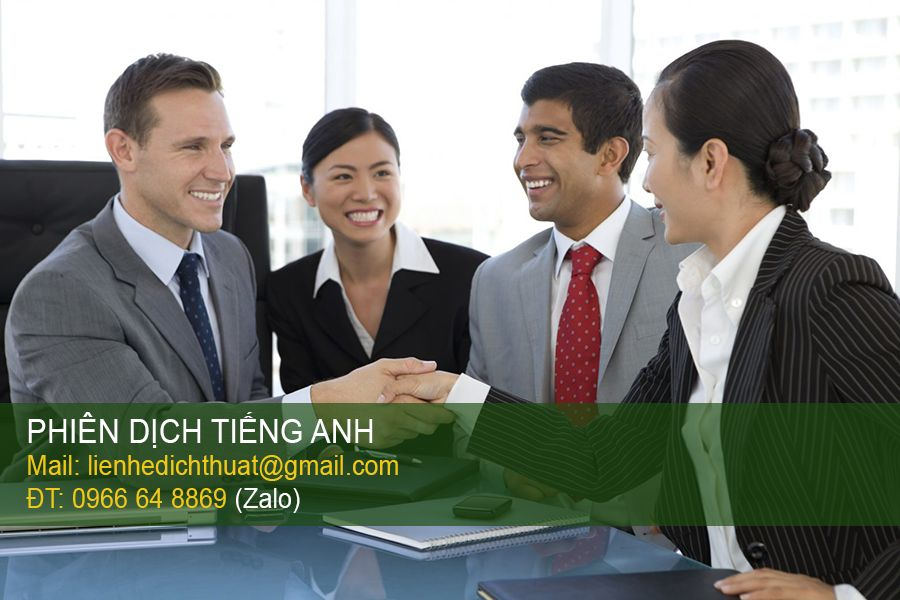 phien dich tieng anh - Phiên dịch tiếng Anh